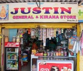 Justin General & Kirana Stores